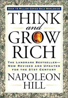 Hasil gambar untuk think and grow rich indonesia